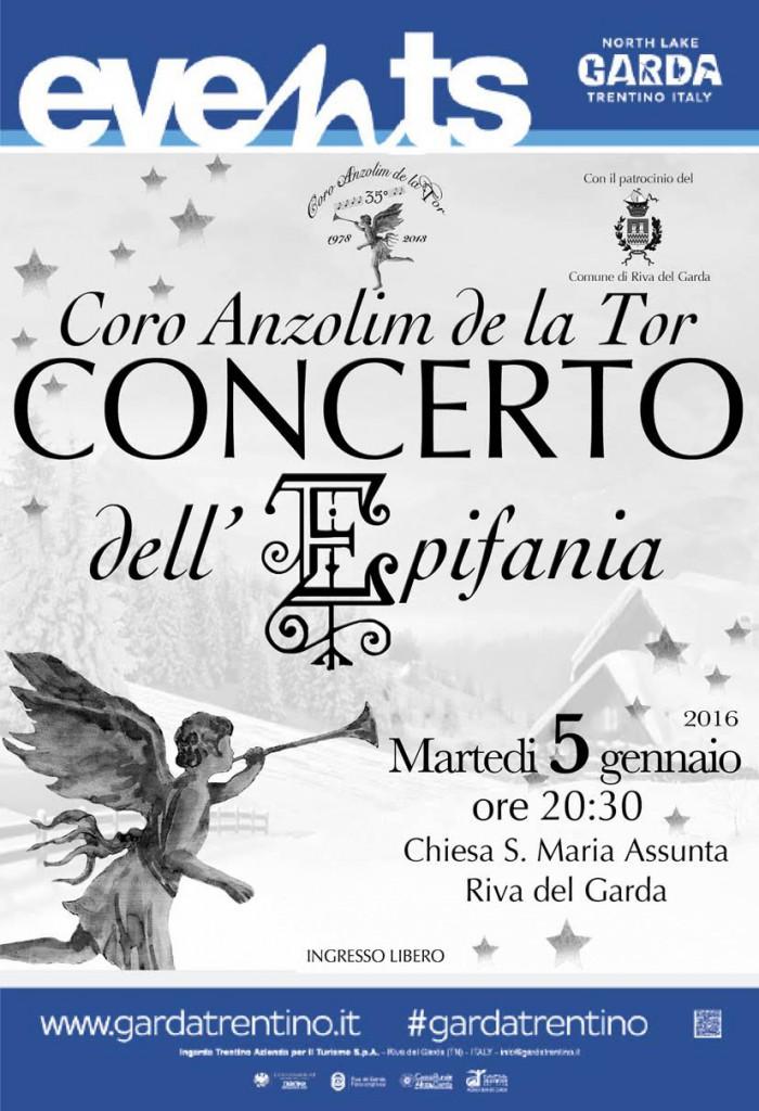 Concerto Epifania 2016